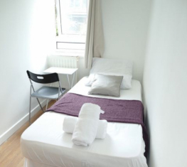 1 Spare Room For Rent in  Whitechapel East London